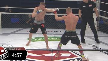 Алексей Иванов vs Максим Пугачев, Road to M-1 - Saint Petersburg