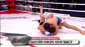 Шамиль Тинагаджиев vs Мурад Магомедов, Selection 2010 Eastern Europe Round 3