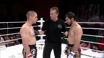 Дэйв Янсен vs Амирхан Мазихов, M-1 Challenge 17