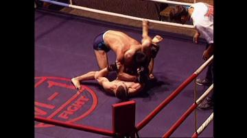 Расим Касумов vs Сергей Голяев, M-1 MFC - Exclusive Fight Night 3