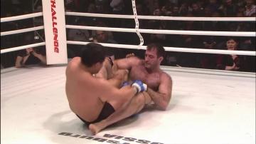Бесики Геренава vs Юджи Сакураги, M-1 Challenge 02