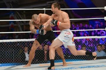 Muslim Salikhov vs Filip Kotarlic, M-1 Challenge 44