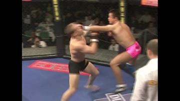 Денис Комкин vs Юдзи Хисаматсу, M-1 MFC - Russia vs. the World 7