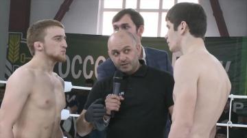 Сайгид Абдулаев vs Имран Цечоев, Road to M-1: Ingushetia 2