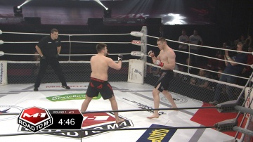 Павел Балашов vs Антон Вязигин, Road to M-1 - Saint Petersburg