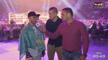 """Сергей Морозов: Было очень легко, я получал удовольствие"""""""