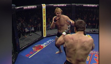 Ben Rothwell vs Ibragim Magomedov, M-1 MFC: Russia vs the World 4