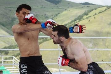 Belek Abdyjaparov vs Movsar Bokov, M-1 Challenge 95