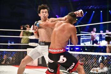 Дамир Исмагулов vs Педро Еуженио Гранхо, M-1 Challenge 59