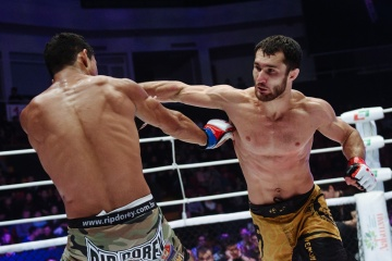 Луан Фернандес vs Сергей Морозов, M-1 Challenge 83&Tatfight 5