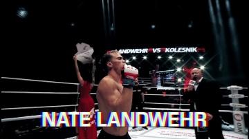 Нэйт Ландвер, хайлайт бойца перед боем 21-го июля на M-1 Challenge 95