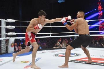 Суксаван Хампасат и Гегам Варданян, M-1 Challenge 94
