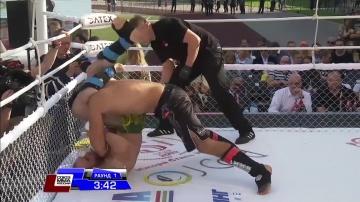 Дауд Шайхаев vs Арсен Баймурзаев, M-1 Challenge 51