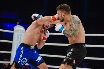 Макс Кога vs Павел Витрук, M-1 Challenge 55