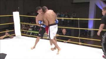 Джейк Элленбергер vs Фарух Лакебир, M-1 Challenge 05