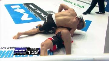 Расул Абдулаев vs Хуан Мануэль Суарез, M-1 Challenge 44