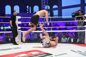 Александр Панасюк vs Лом-Али Нальгиев, M-1 Challenge 61