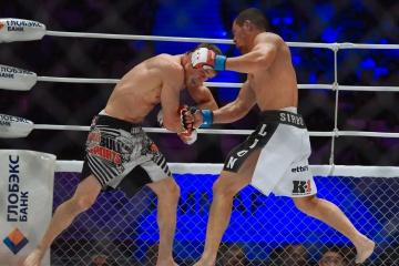 Михаил Сырбу vs Залимбег Омаров, M-1 Challenge 67
