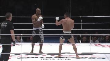 Кристиан М`Пумбу vs Энок Солвес Торрес, M-1 Challenge 14