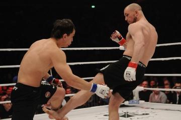 Abdulmazhid Magomedov vs Artur Shumakov, M-1 Challenge 31