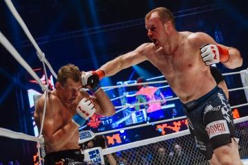 Alexander Shlemenko vs Vyacheslav Vasilevsky, M-1 Challenge 68