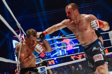 Вячеслав Василевский vs Александр Шлеменко, M-1 Challenge 68