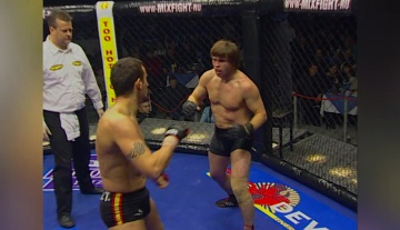 Javier Garcia vs Sergey Bytchkov, M-1 MFC: Russia vs the World 4