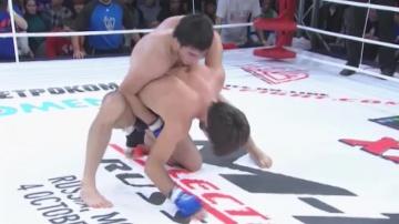 Рустам Хабилов vs Саид Халилов, M-1 Selection 2009 8