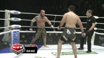 Николай Савилов vs Ильяс Алмазов, Road to M-1