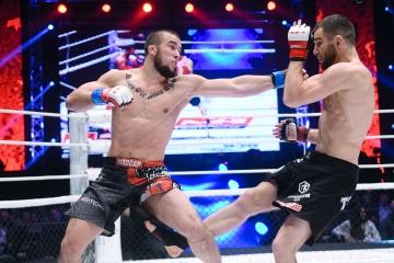 Руслан Рахмонкулов vs Максим Дивнич, M-1 Challenge 85