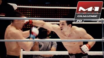 Timur Nagibin on M-1 Challenge 70, Тимур Нагибин, промо бойца
