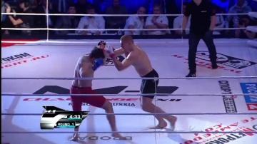 Виталий Минаков vs Валерий Щербаков, M-1 Challenge 22