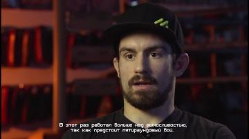 """Микаэль Силандер: """"Этой бой важен для всей Финляндии"""""""