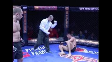 Даниэль Табера vs Сергей Казновский, M-1 MFC - Russia vs. the World 6