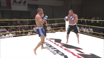 Karl Amoussou vs Mike Dolce, M-1 Challenge 05
