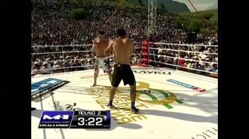 Мурад Абдулаев vs Арби Агуев, M-1 Challenge 33
