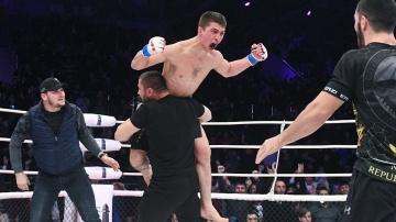 Лучшие моменты турнира M-1 Challenge 86, Назрань, Россия