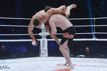 Аркадий Лисин vs Илья Бочков, M-1 Challenge 84