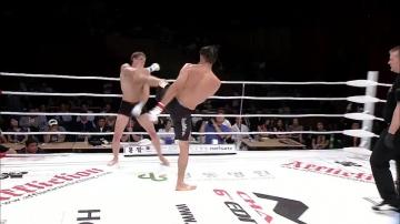 Тони Лопес vs Виктор Немков, M-1 Challenge 17