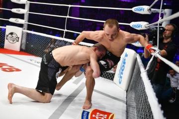 Юсуп Раисов vs Михаил Кузнецов, M-1 Challenge 54