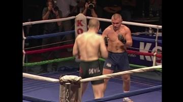 Сергей Янголенко vs Денис Колотухин, M-1 MFC - Russia vs. Ukraine