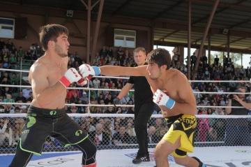 Артур Алиев vs Юрик Смоян, M-1 Challenge 51