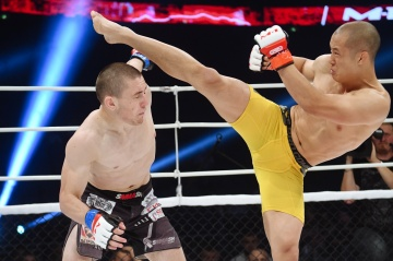Олег Личковаха vs Бин Сон Ле, M-1 Challenge 82