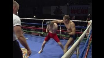 Константин Васильев vs Евгений Луци, M-1 MFC - Russia vs. Ukraine