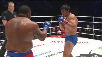Гаджимурад Омаров vs Ллойд Маршбанкс, M-1 Challenge 20