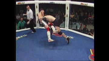 Даниэлюс Размуз vs Олег Цыгольник, M-1 MFC European Championship 1998