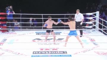 Юнус Евлоев vs Загалав Махачев, M-1 Selection 2009 8