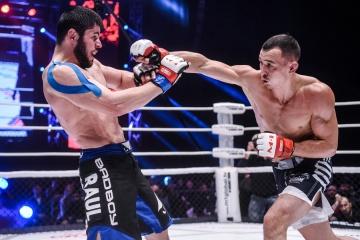 Raul Tutarauli vs Damir Ismagulov, M-1 Challenge 88