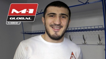 Рамазан Эмеев: Вернулся к тренировкам и буду смотреть Шлеменко-Брэдли