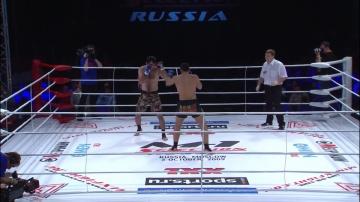 Алихан Магомедов vs Анатолий Лавров, M-1 Selection 2009 7